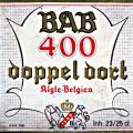Etiket BAB 400