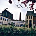 Brouwerijgebouw Belgica te Gent 1978
