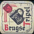 Bierviltje van de Brugse Tripel 1960