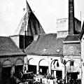 binnenkoer brouwerij Den Os 1905