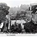 Binnentuin St.-Agnesschool 1900