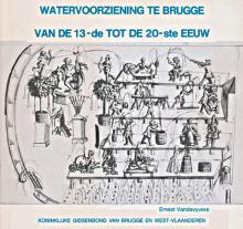 Boek over de watervoorziening in de stad