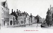 St.-Annarei 1898 op het einde de Chocoreifabriek