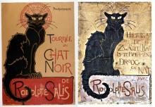 Franse en Vlaamse Zwarte Kat