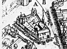 Wagenmakersplaats Marcus Gerards 1562