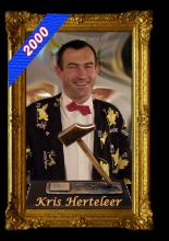 Kris Herteleer, Laureaat Gulden Hamerken 2000