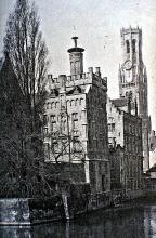 Brouwerij La Marine 1905 / zicht Rozenhoedkaai