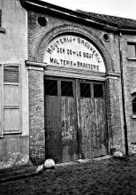 Toegangspoort brouwerij Den Os 1975