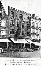 Local de la Corporation des Brasseurs de Bruges