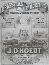 Brouwerij en mouterij D'hoedt