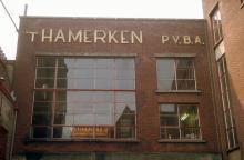 Brouwzaal brouwerij 't Hamerken