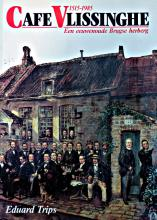 Boek CAFÉ VLISSINGHE 1515-1985