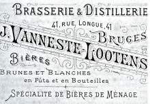Oudste reclamepaneel rond 1890