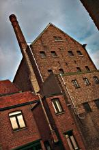 Brouwerijgebouw De Sterre 1980